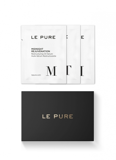 LE PURE samples