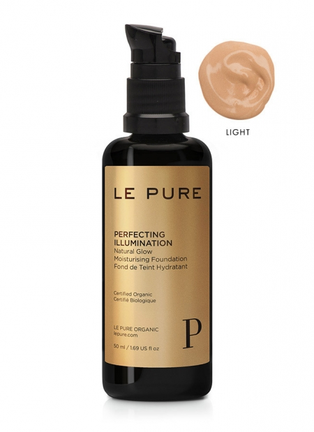 moisturising make up LE PURE color light
