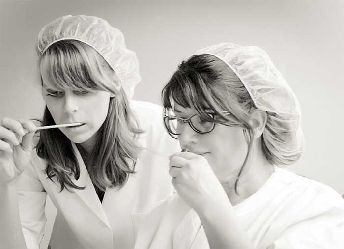 LE PURE Marie & Julia Perfume