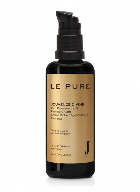 Jouvence Divine Organic Skincare Cream
