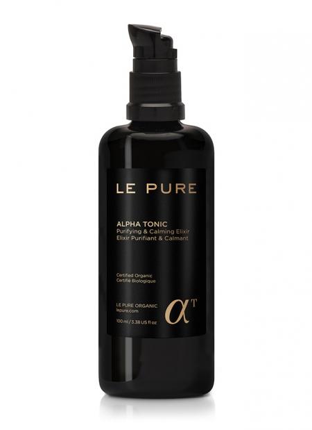 LE PURE Producto Alpha Tonic Elixir Purificante & Calmante