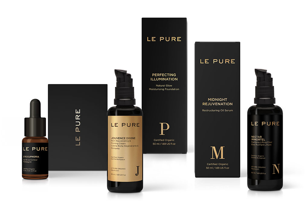 LE PURE Products