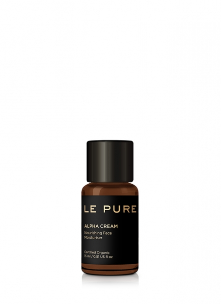 alpha cream LE PURE