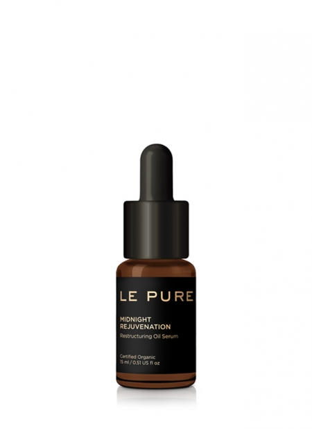 oil serum midnight rejuvenation LE PURE