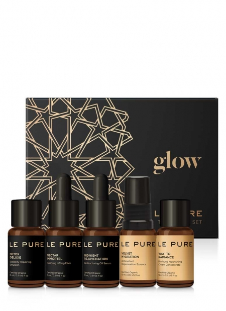 LE PURE treatment set glow