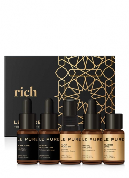 LE PURE treatment set rich
