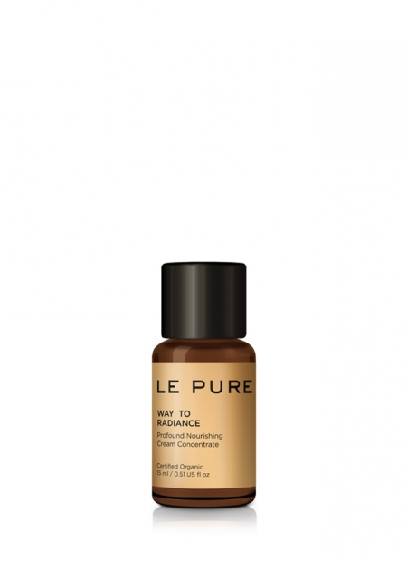 cream concentrate way to radiance LE PURE